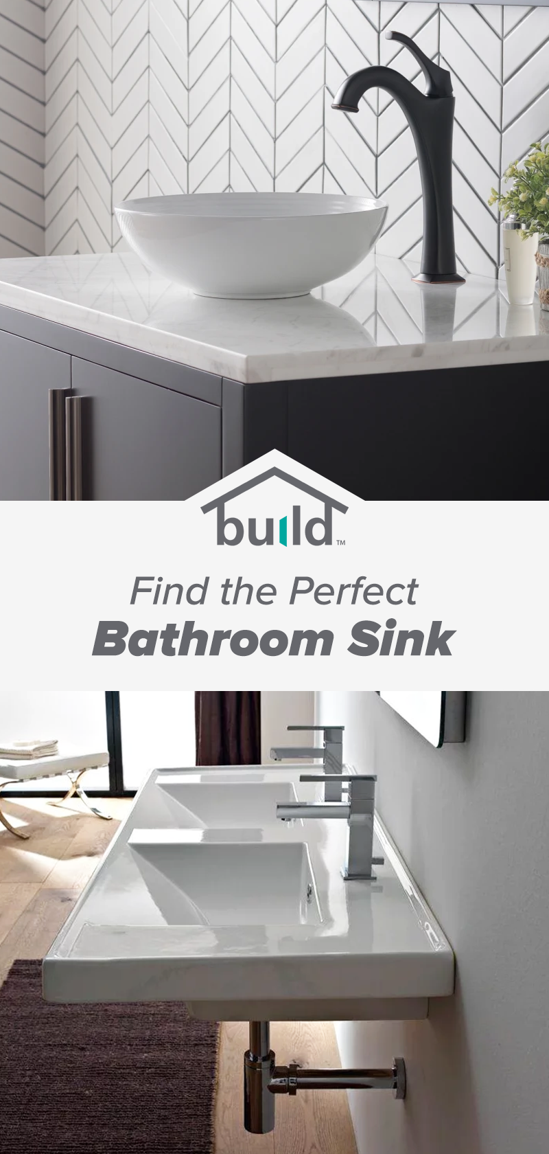 Find the Perfect Bathroom Sink