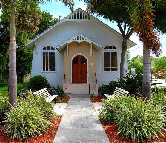 First Baptist Church of Cocoa | Historic Derby Street Chapel ...