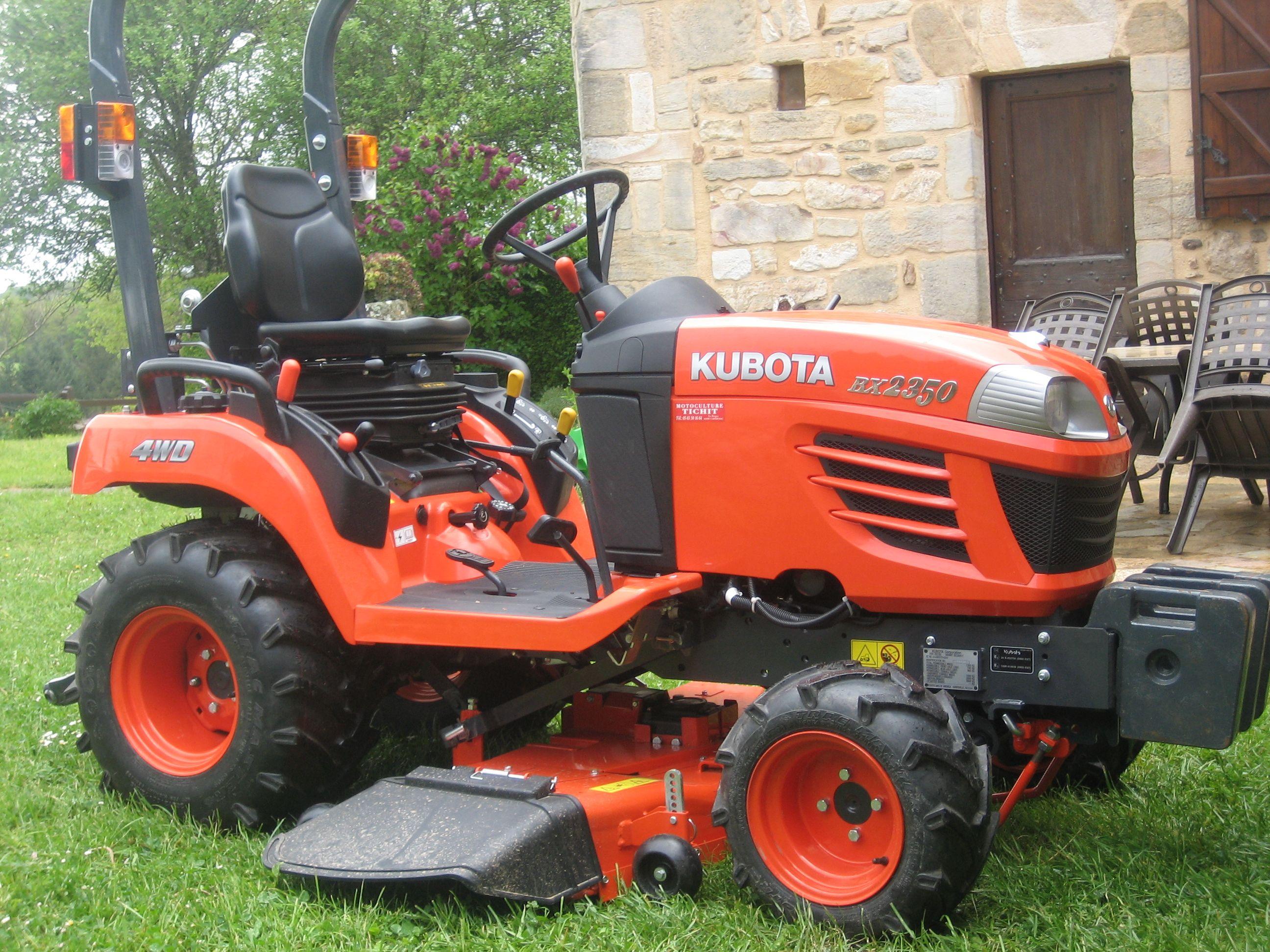 Kubota BX 2350