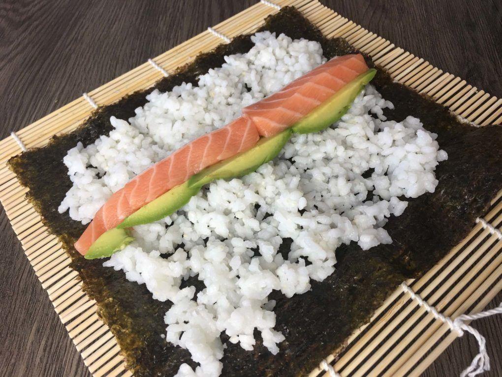 Sushi Selber Machen Maki Und Nigiri Sushi Rezept Rezept Sushi Selber Machen Sushi Rezepte Rezepte