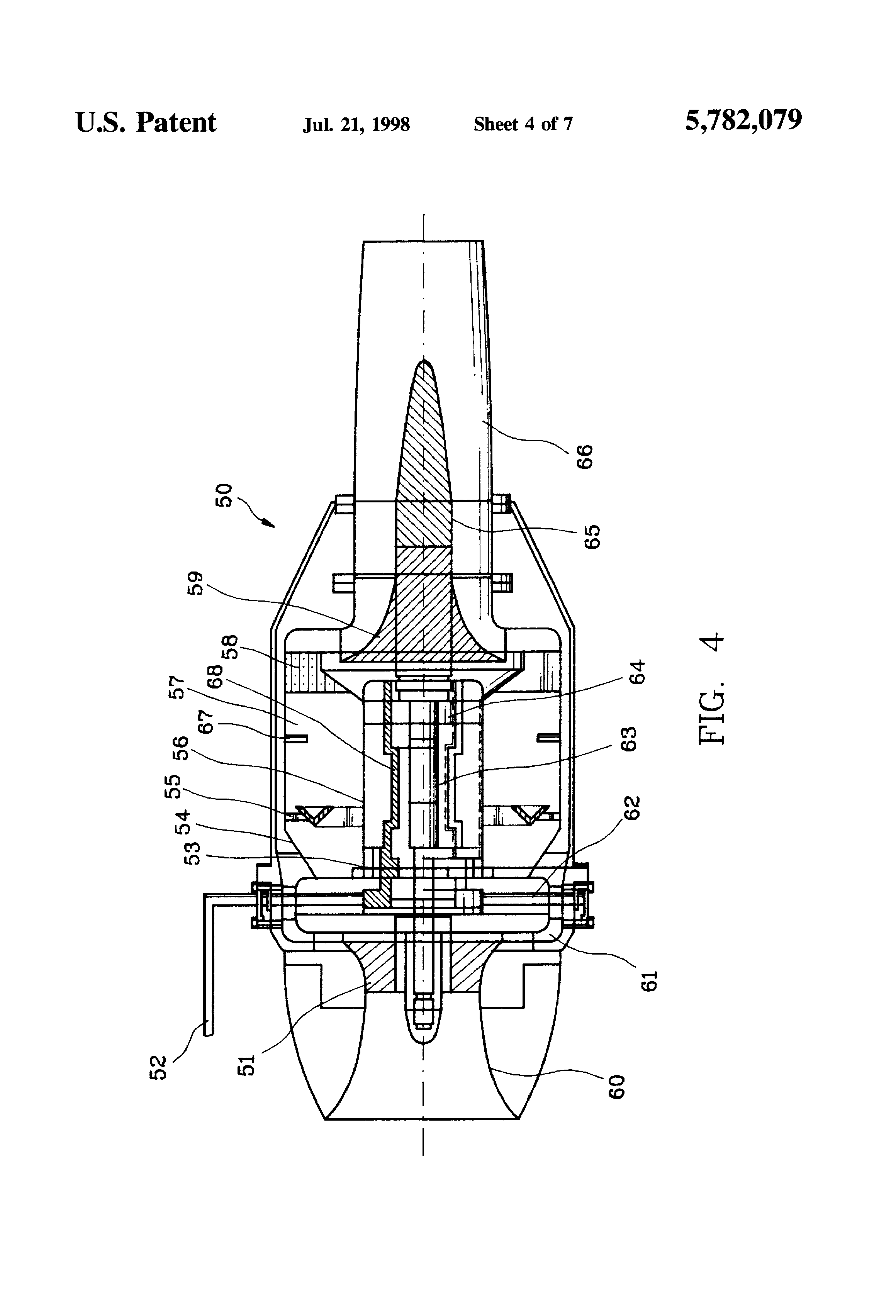 Electric Jet Engine
