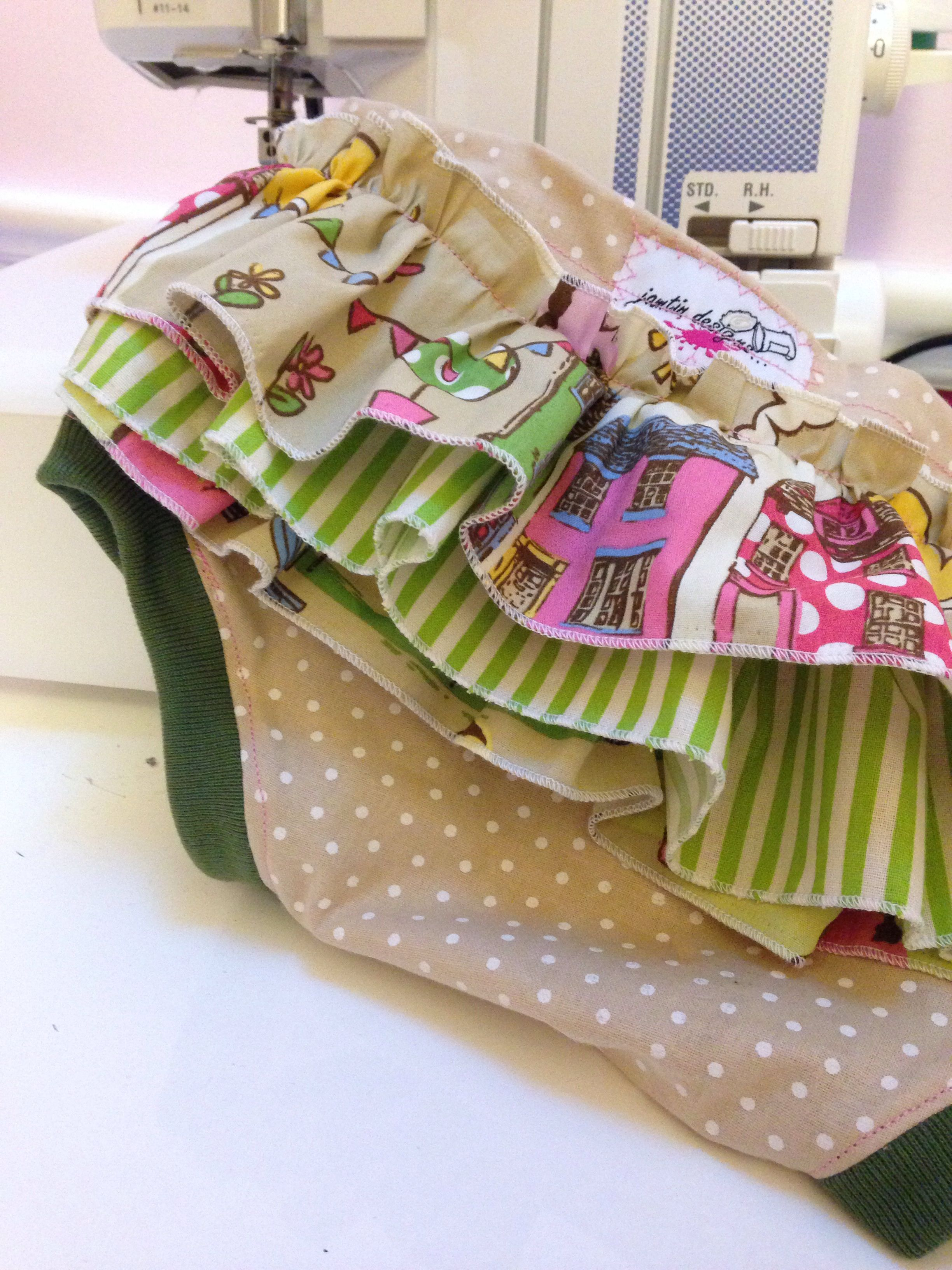Ruffle Bums Vintage Look Made By Jamtin Designs Me