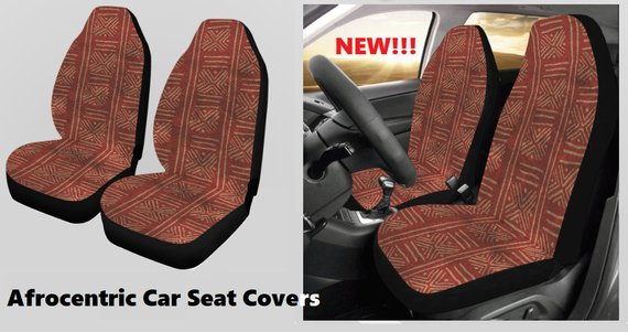 Afrocentric Car Seat Covers African Cover Unique Carseat Black Pride