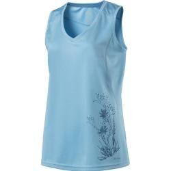 Photo of Camisa feminina Mckinley Cordelia, tamanho 48 em azul claro, tamanho 48 em azul claro Mckinley