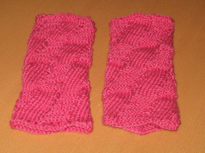 Armstulpen - Armstulpen pink - ein Designerstück von Soul62 bei DaWanda