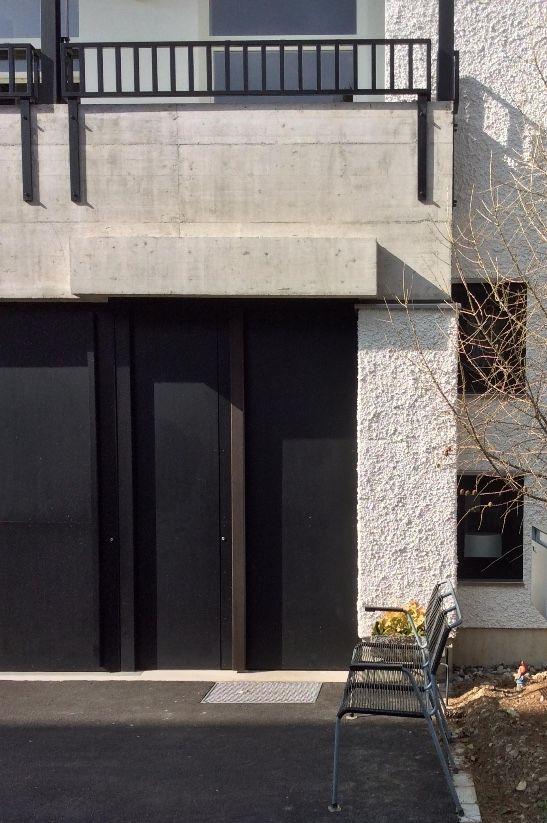 Gartenhaus Fluntern by Peter Märkli Peter Märkli Pinterest - calcul surface facade maison