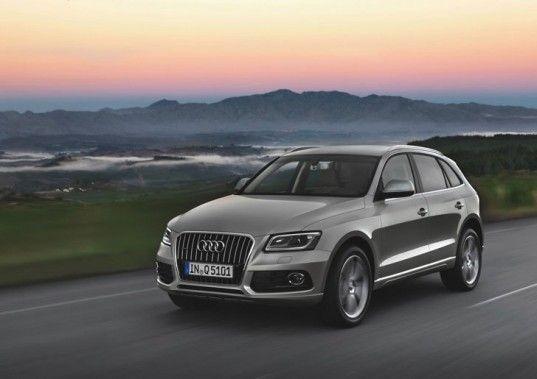 Audi Unveils Its First Hybrid The 2013 Q5 Hybrid Quattro Audi Q5 Tdi Suv Comparison Audi Q5