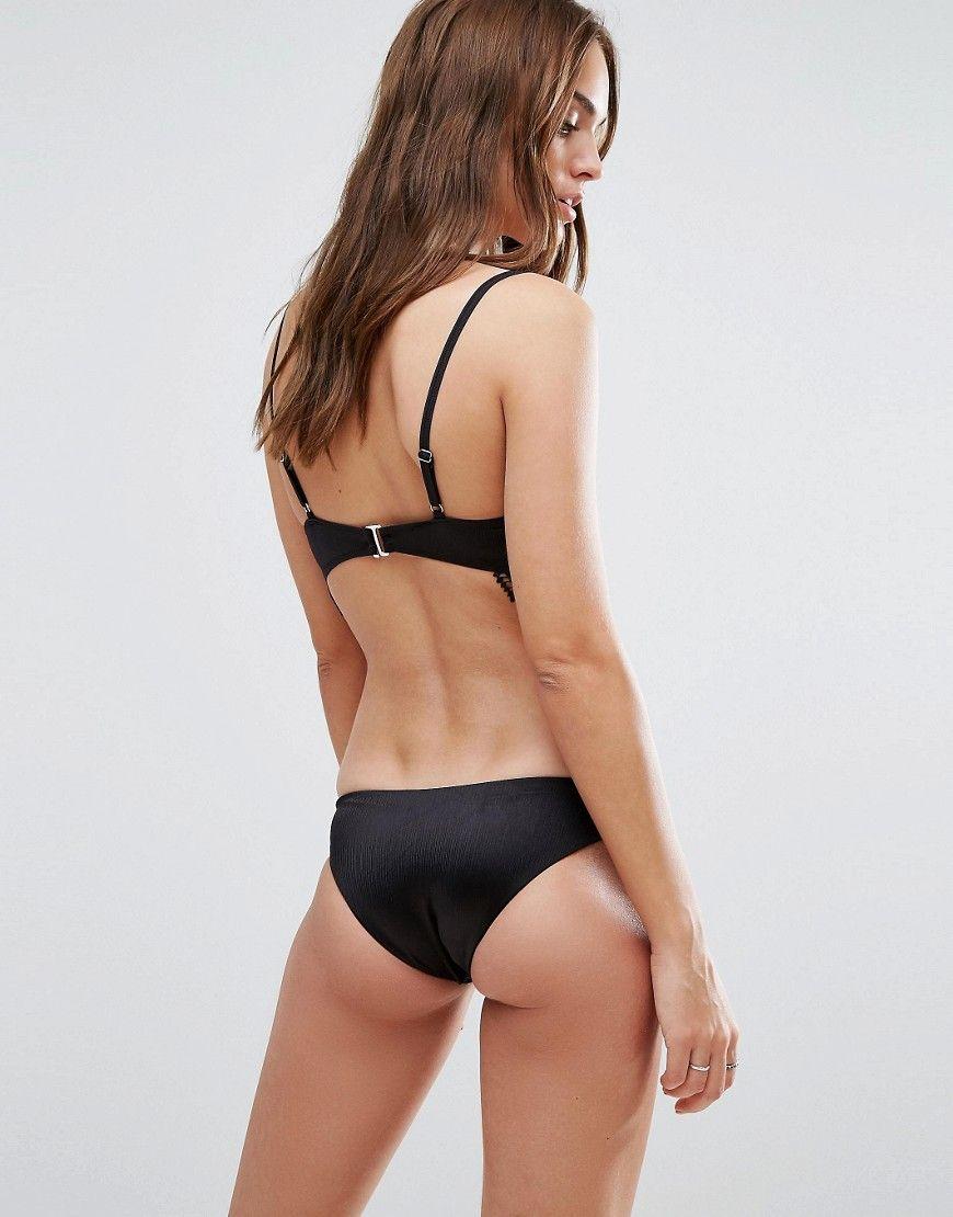 Classic Hipster Bikini Bottom - Black Lira Discount Pictures oRTenZhh