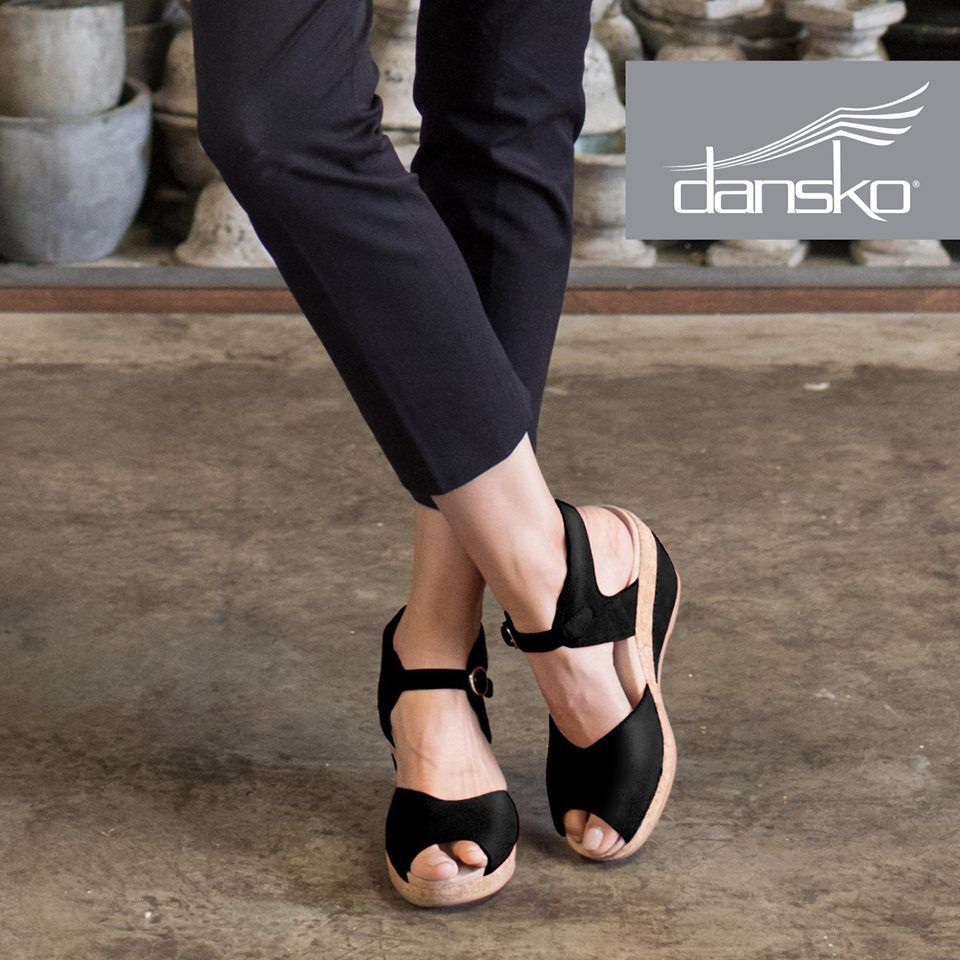 4db878650cf6 Dansko Charlotte not only provides excellent comfort but are cute with any  outfit.