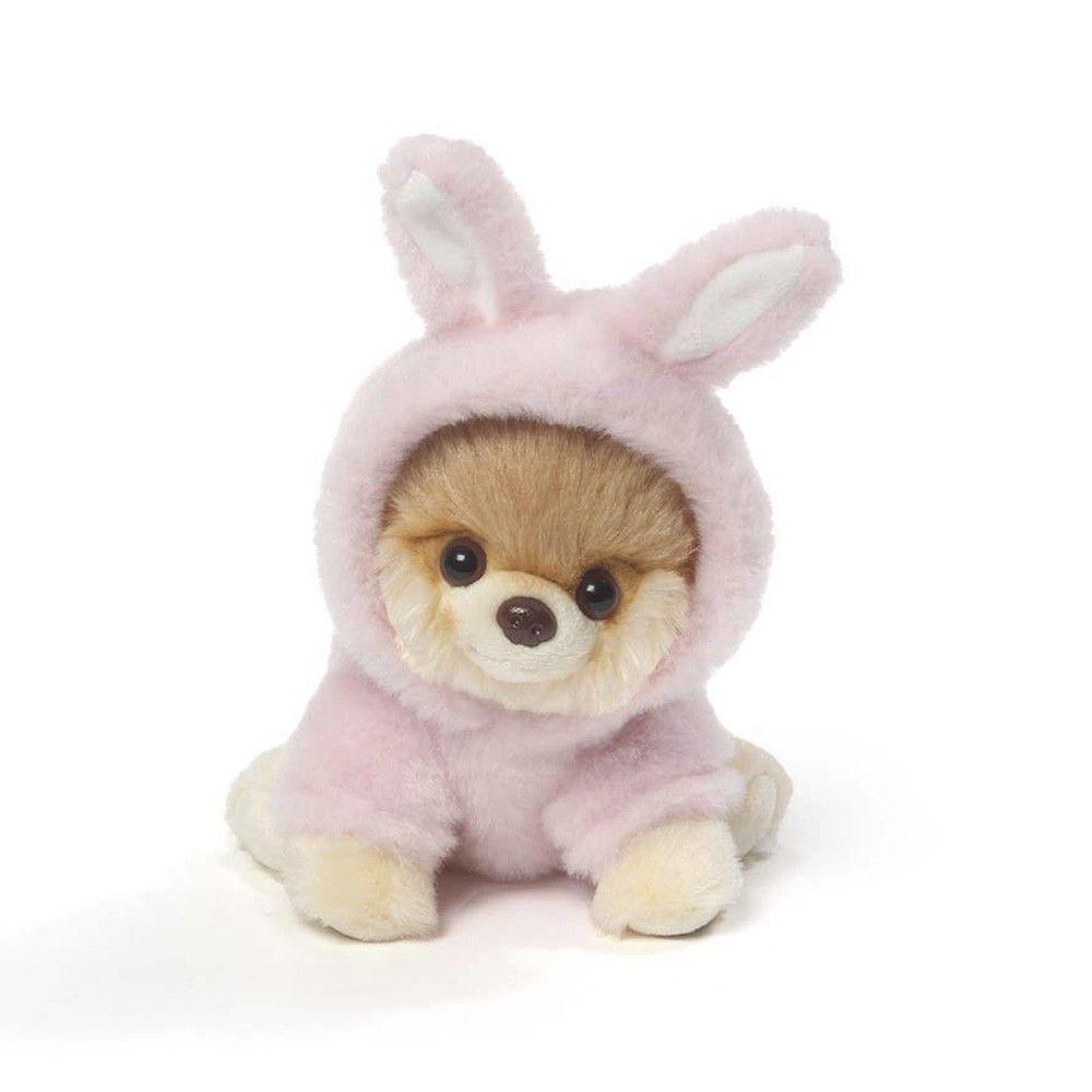 Gund The World Cutest Dog Itty Bitty Boo 4060013 Bunny Plush