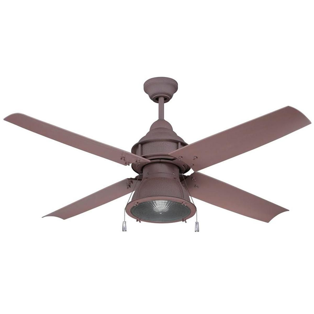 52 Quot Indoor Outdoor Rugged All Weather Ceiling Fan