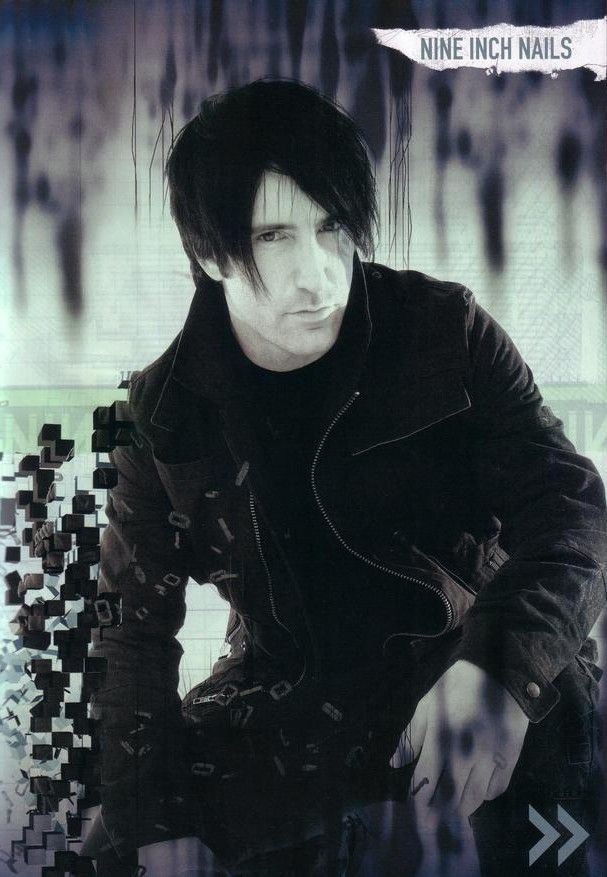 Trent Reznor is Nine Inch Nails. | The Perfect Drug | Pinterest ...