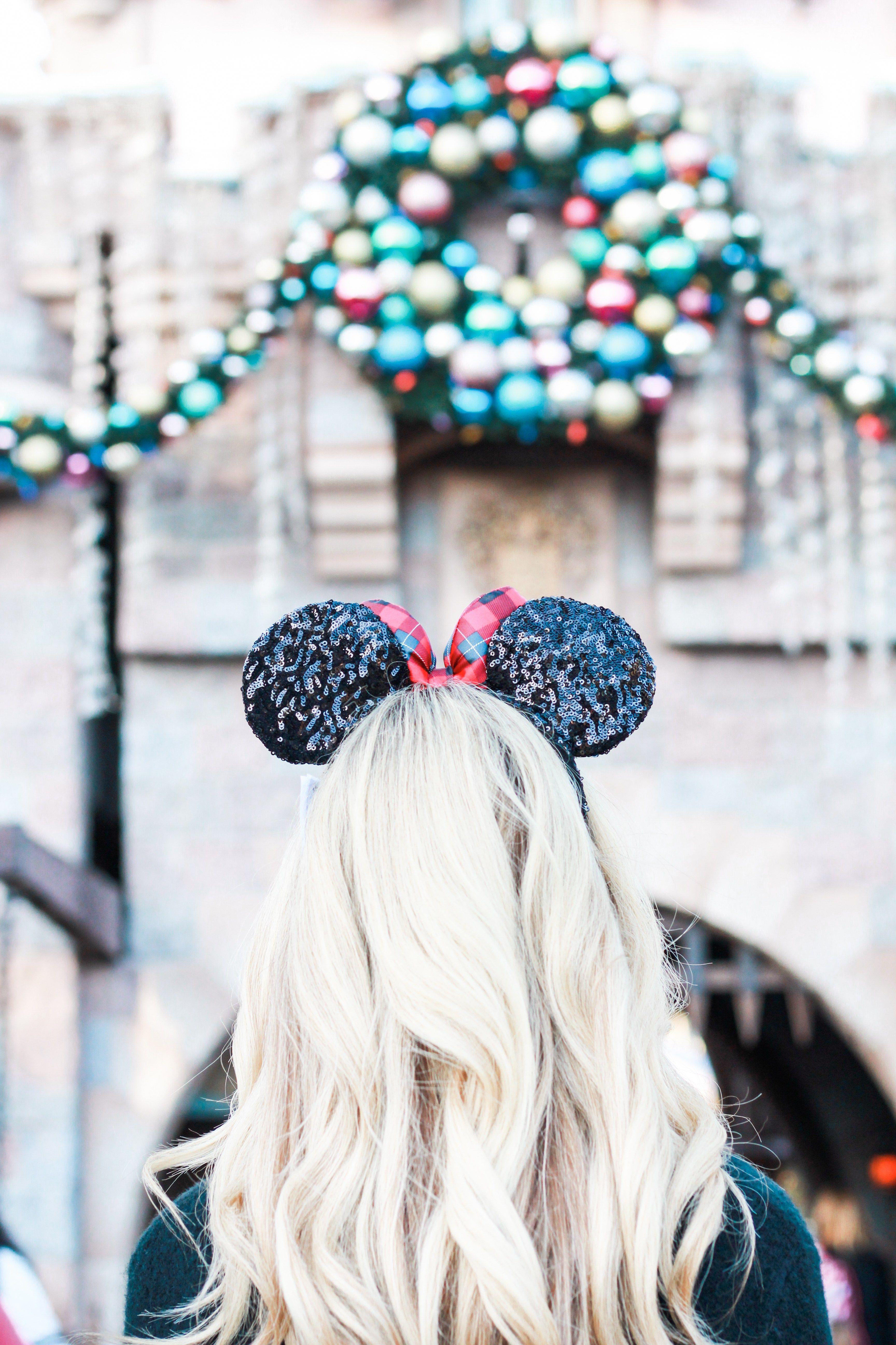 Have Yourself A Very Disney Christmas     Disneyland     Pinterest ...