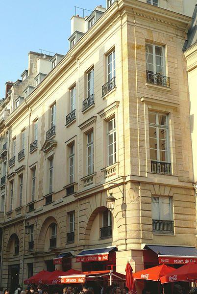 paris 60 rue caumartin paris paris neoclassical. Black Bedroom Furniture Sets. Home Design Ideas