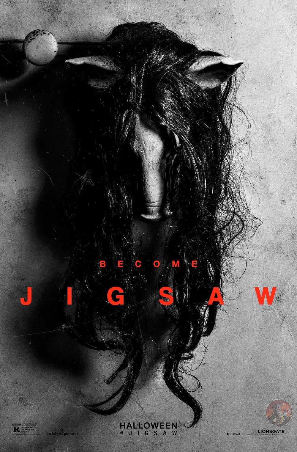 JIGSAW Halloween, 2017 Horrification and
