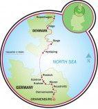 already planning the next bike tour in Europe! --> Berlin to Copenhagen Map