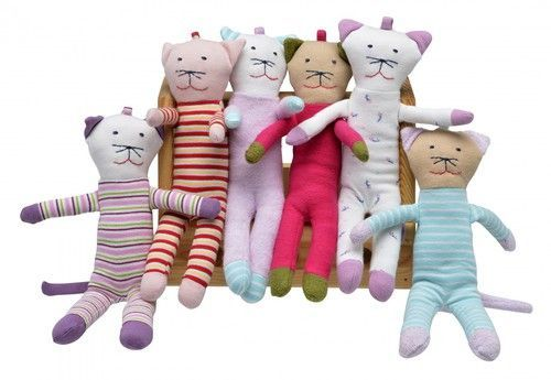 Under The Nile Scrappy Cat New Baby Products Under The Nile Organic Stuffed Animals