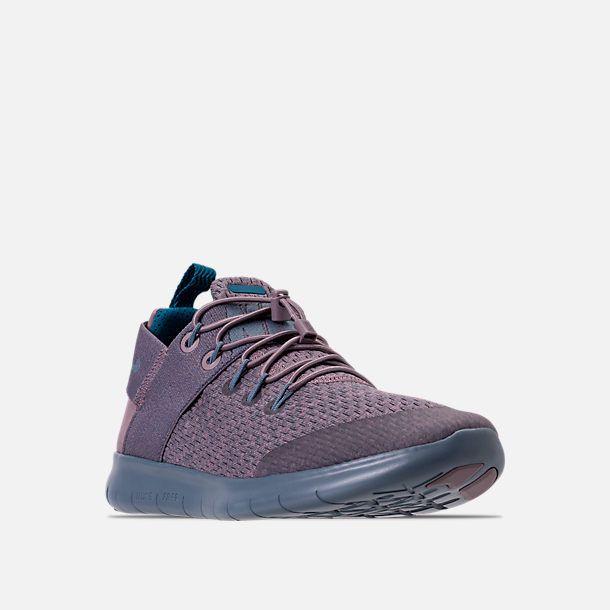 on sale 9d2fb 0358b ... hot three quarter view of womens nike free rn commuter 2017 premium  running shoes 713e8 451fc