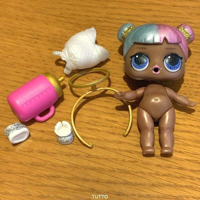 LOL Surprise Doll B.B BOP /& BB Pup Pet Set Series 2 Set Toys Gril Gift Rare