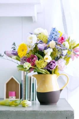 Ogrodowe Kwiaty Ciete Idealne Na Bukiety Floral Wreaths Floral Wreath