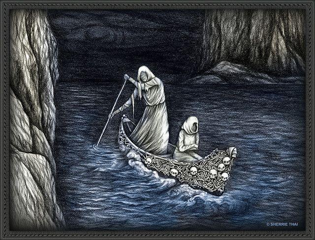 greek mythology afterlife