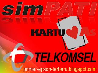 Paket Data Murah Telkomsel Printer