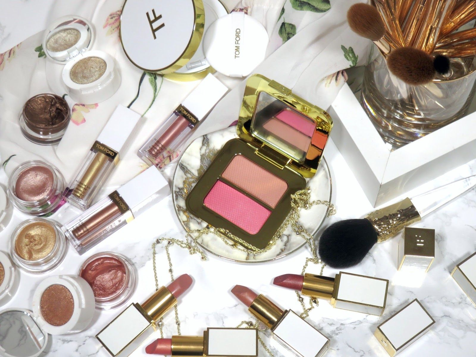 Tom Ford Sheer Cheek Duo in Lissome Review and Swatches