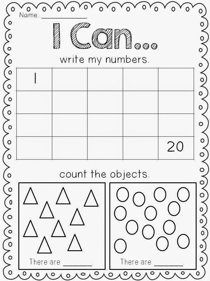 FREE First Week Assessments {Flashback Friday} | Kindergarten ...