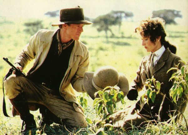 Out of Africa  Meryl Streep & Robert Redford