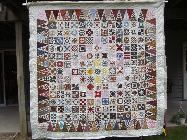 This is a reproduction of a Jane Stickle quilt often referred to ... : jane stickle quilt - Adamdwight.com