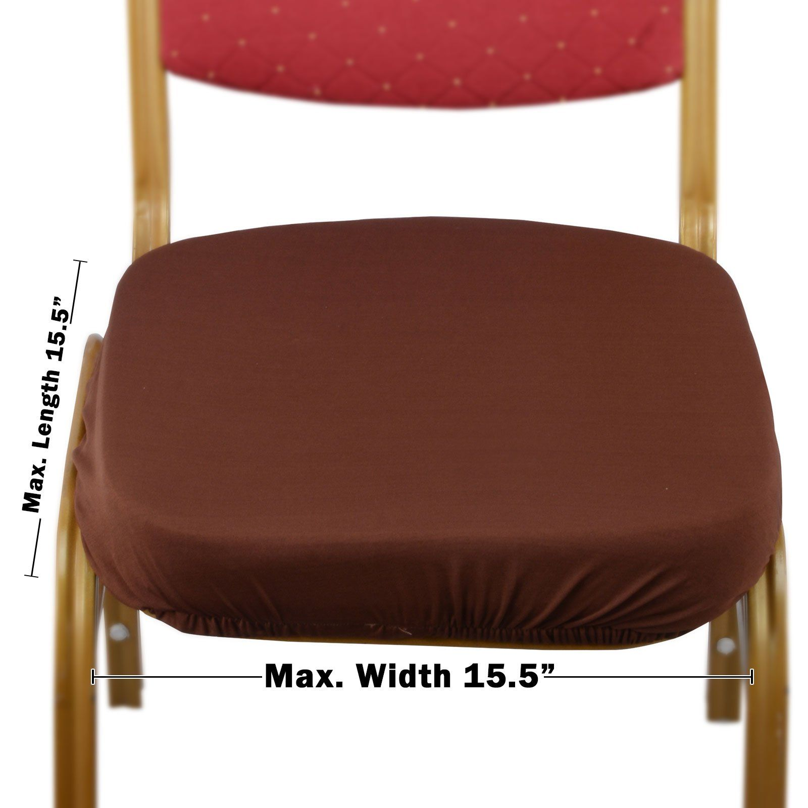 Voilamart Dinning Room Chair Slipcovers Seat Covers Office Chair Protectors Soft Stretchable Fabr Dining Chair Covers Dinning Room Decor Seat Covers For Chairs