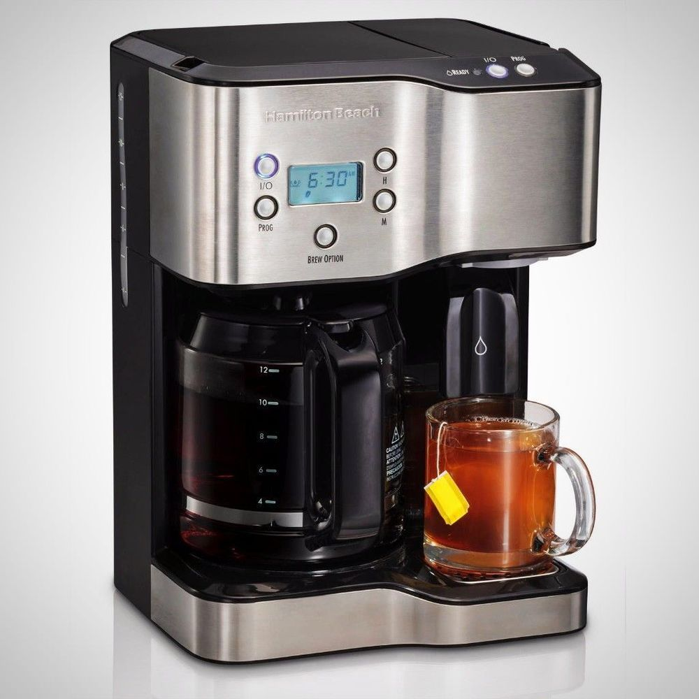 Restaurant 12 Cup Coffee Maker Machine Hot Water Dispenser Brewing Home Office Restaurant12 Hamilton Beach Coffee Maker Camping Coffee Maker Best Coffee Maker