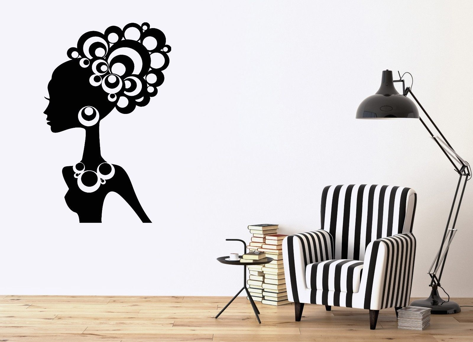 Vinyl Wall Decal Egyptian Cat Bastet Ancient Egypt Stickers Mural ig4622