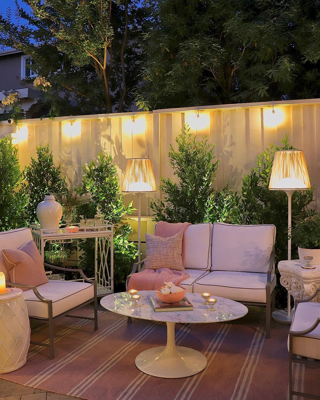 30 Diy Lighting Ideas At Night Yard Landscape With Outdoor Lights Gowritter Backyard Patio Designs Backyard Patio Backyard