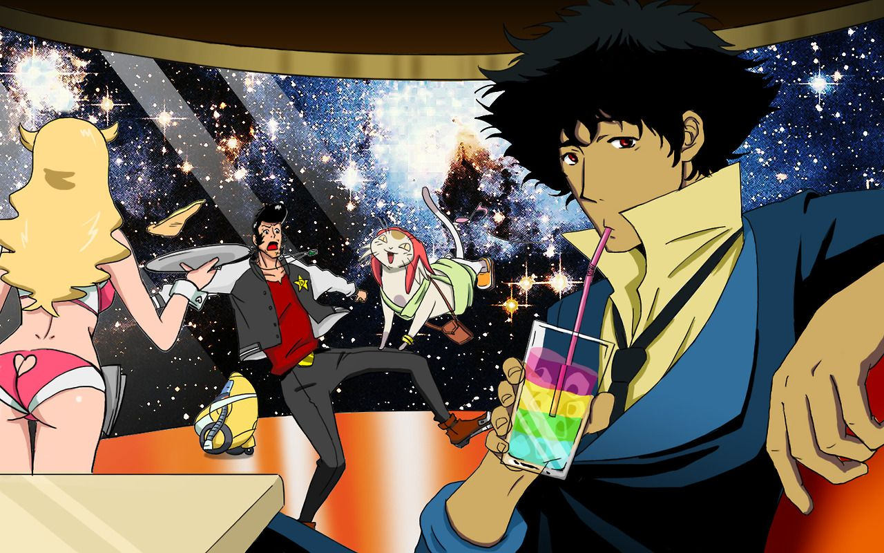 Image result for space dandy director