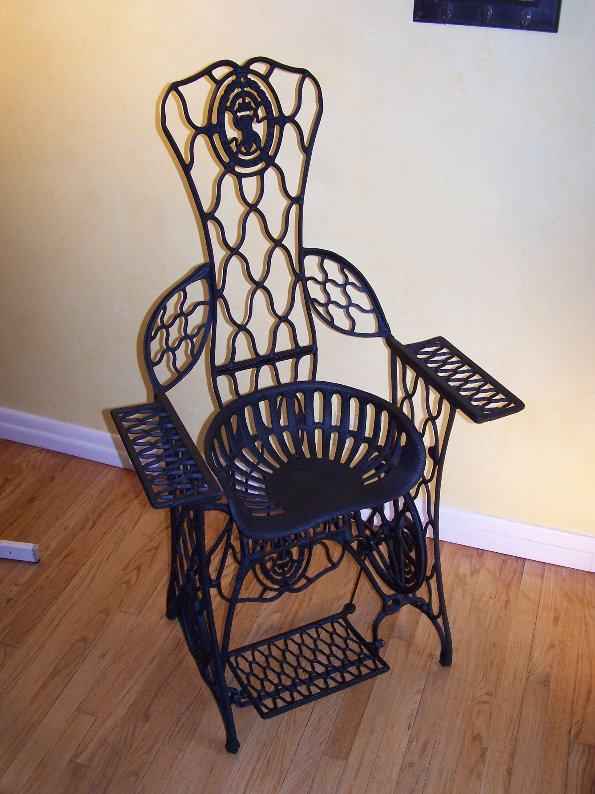 Furniture For Sale Steampunked Chair Of Art Repurposed  # Muebles Tio Sam