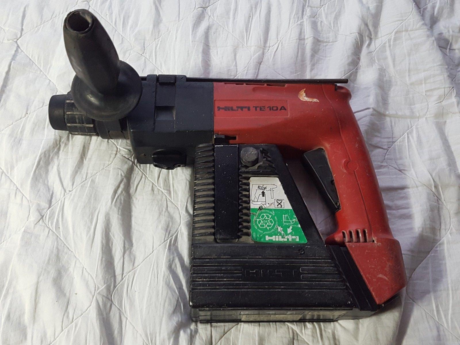 hilti te10 a akku bohrhammer bohrmaschine schlagbohrmaschinesparen25