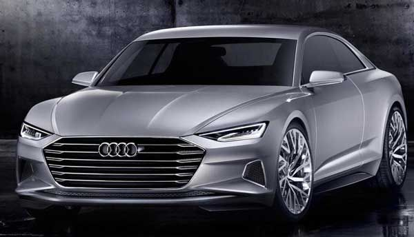 2019 Audi S7 Sportback Audi Konzeptfahrzeuge Audi A6