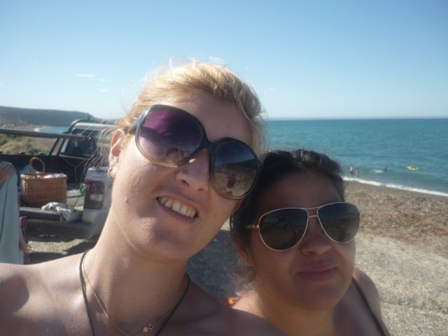 Mariana y yo, las mas lindas