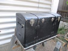 1920s 1930s Sporty Classic Car Luggage Trunk LaSalle