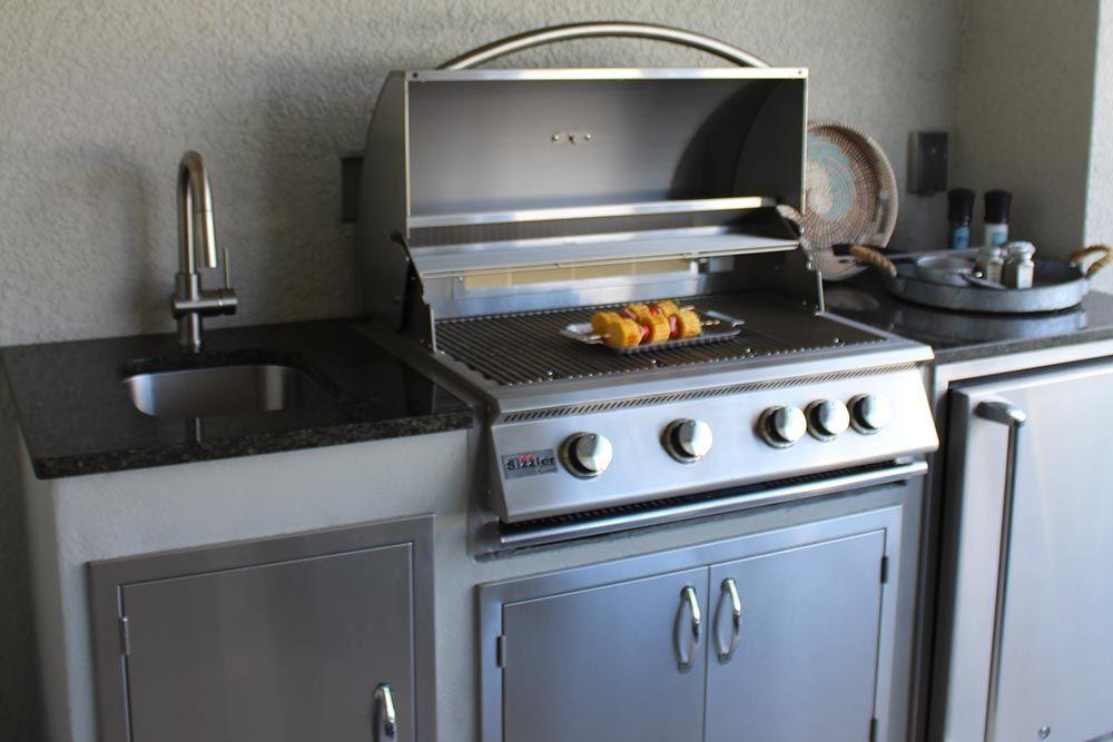 Outdoor Kitchen Outdoor Kitchen Kitchen Installation Kitchen