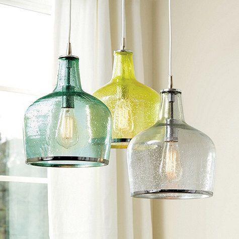 Addie Pendant  Pendants Vintage Light Bulbs And Vintage Jars Impressive Kitchen Light Bulbs 2018