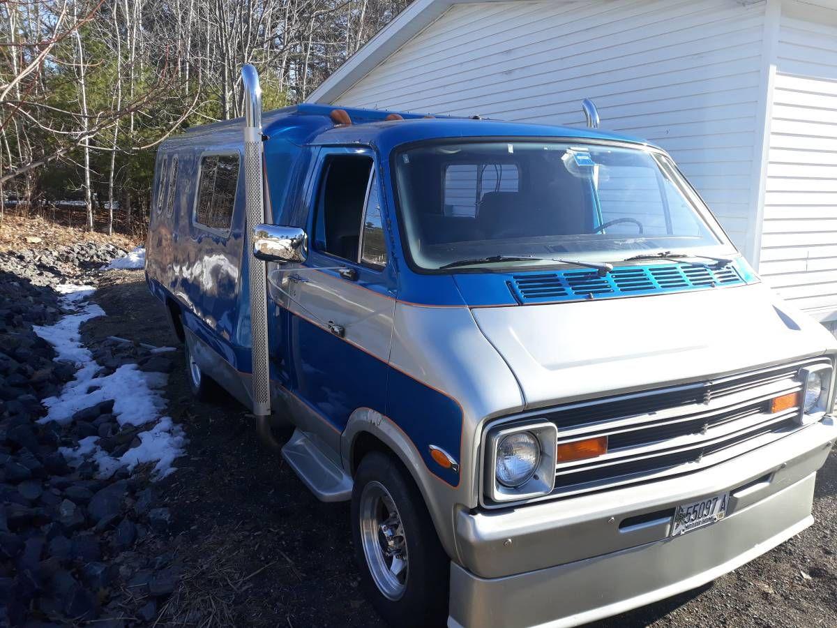 1974 Winnebago Winnie Wagon/ Dodge Van/ 250 a month