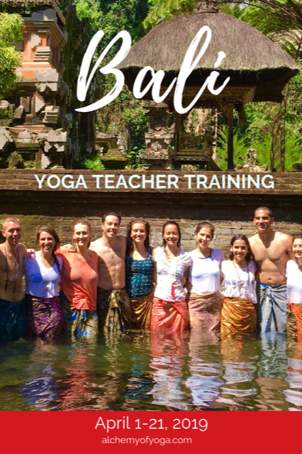 Bali Yoga Teacher Training Practice Yoga In Bali Spring 2019 Artofit