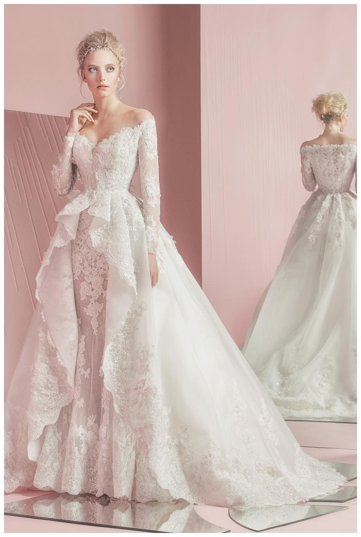 Zuhair Murad Spring Summer 2016 Bridal Collection | платья ...