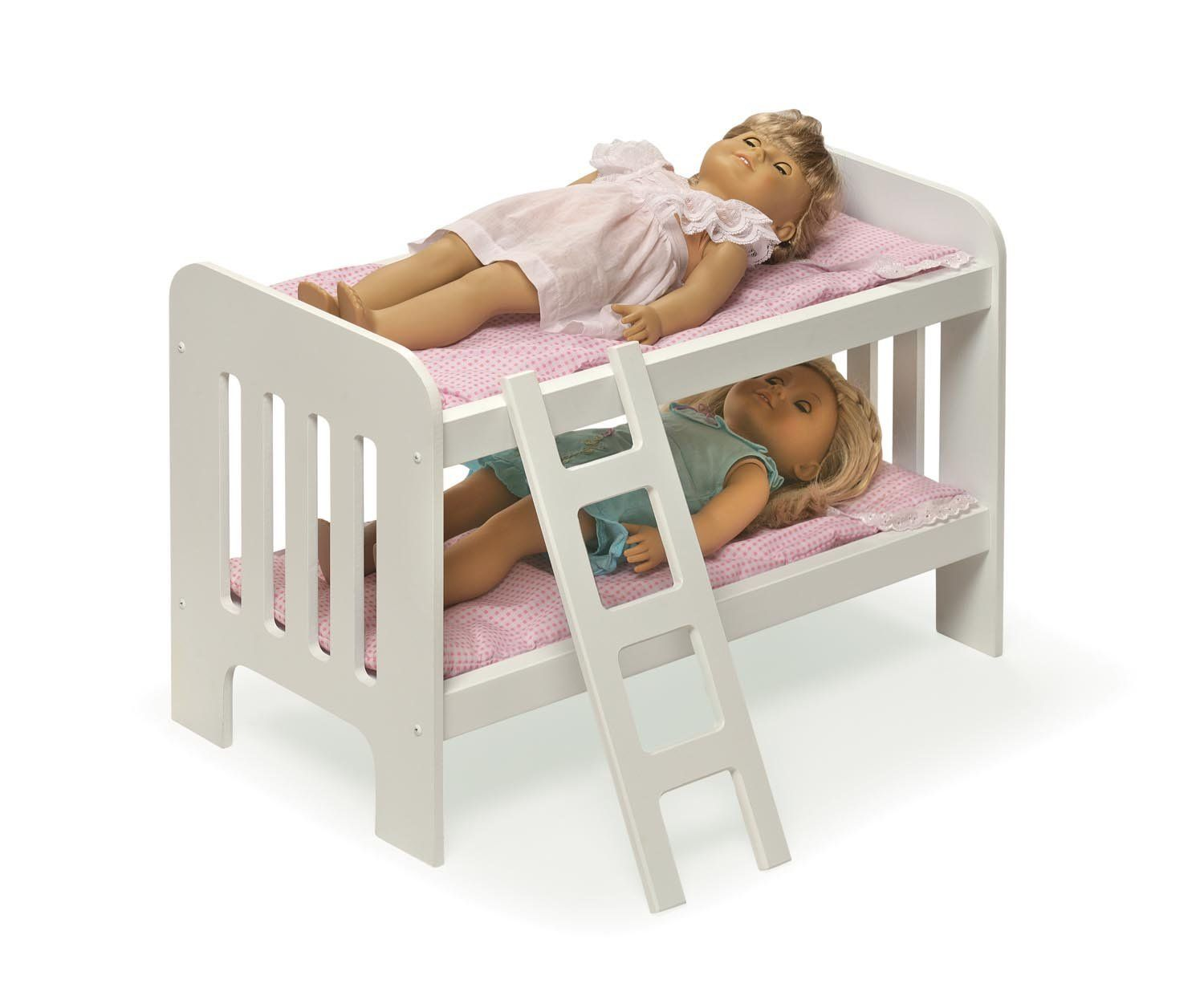 Itus time for a doll sleepover inch doll bed pinterest doll