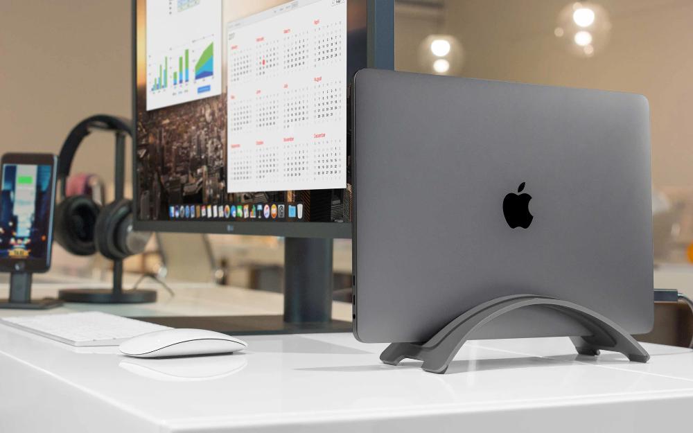 Bookarc In 2020 Imac Desk Setup Computer Desk Setup Desktop Setup