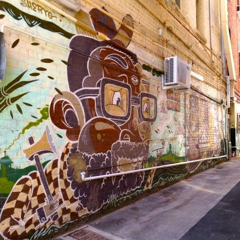 Beaufort St, Perth - Nov 2014
