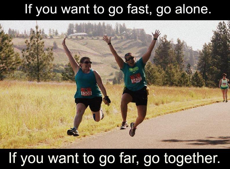 Love Running Friends Inspirational Running Quotes Running Friends Running Quotes Funny