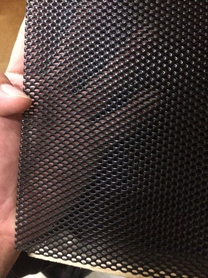 Aluminium One Way Security Door Windows Mesh Screen Black 1 2mx2 2m Security Door Mesh Screen Window Mesh Screen